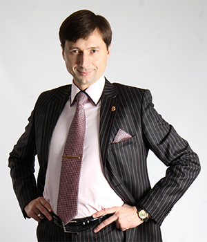 Alexey Polovinkin, Co-founder, Strategy manager